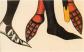 ¿Cómo era el calzado en la Edad Media?